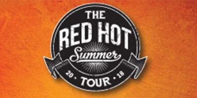 Red Hot Summer Tour Mornington - Saturday 20th January 2018